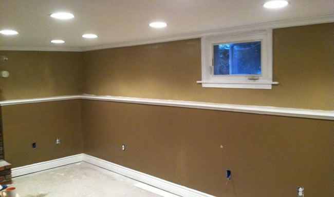 Basement Finishing Contractor Orange County NY