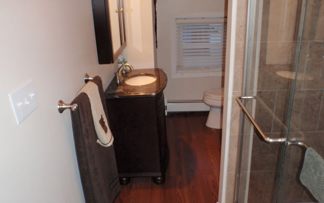 Bathroom Remodeling Contractor Orange County, New York.