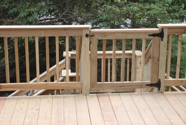 Deck Builder Orange County, New York.