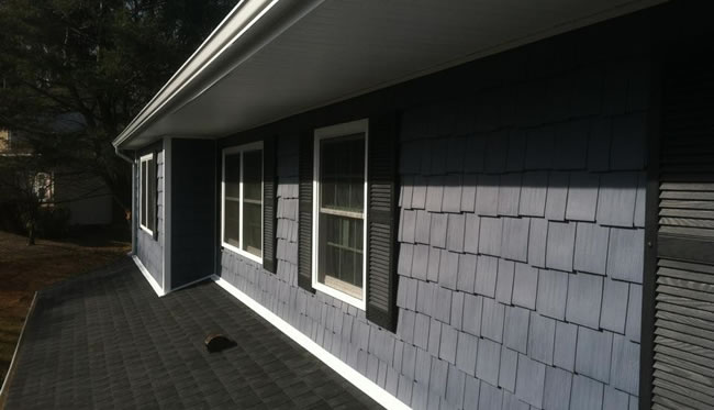 Siding Replacement in Orange County, New York.