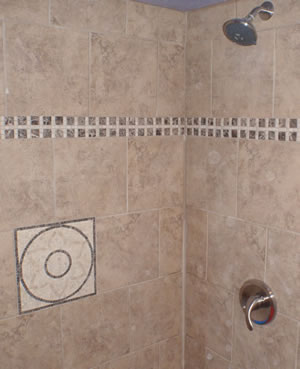 Tile Shower Builder