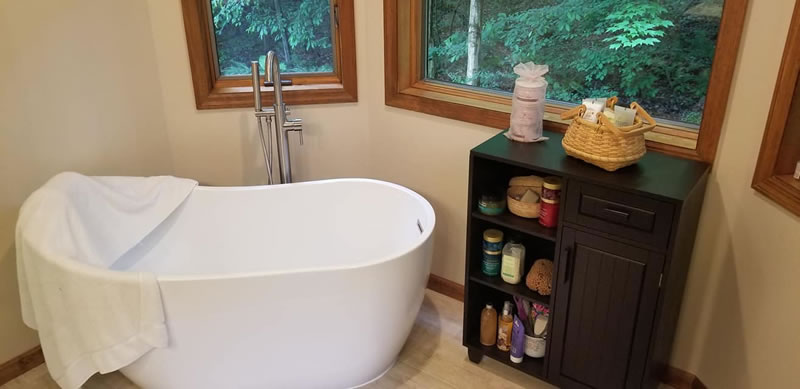 Master Bathroom Remodeling Ideas For Orange County New York Homeowners.