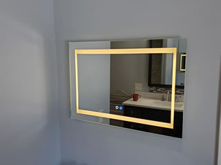 Touchscreen Mirror